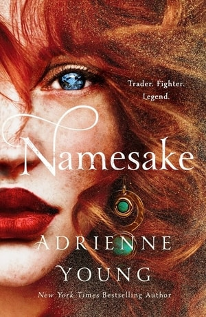 One of the best 2021 book releases - Namesake by Adrienne Young