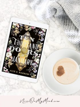 The Ten Thousand Doors of January by Alix E. Harrow Book Cover