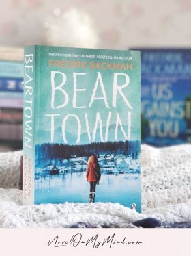 A photo of the book Beartown by Fredrik Backman