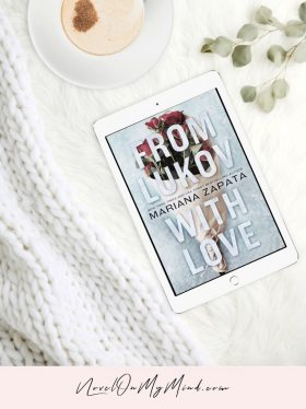 From Lukov with Love by Mariana Zapata Book Cover