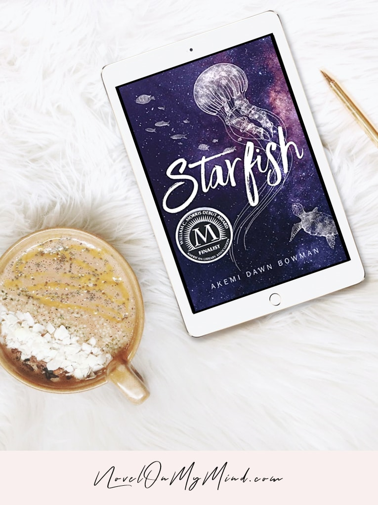 A cover of the book Starfish by Akemi Dawn Bowman
