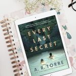 The book cover of Every Last Secret by A.R. Torre