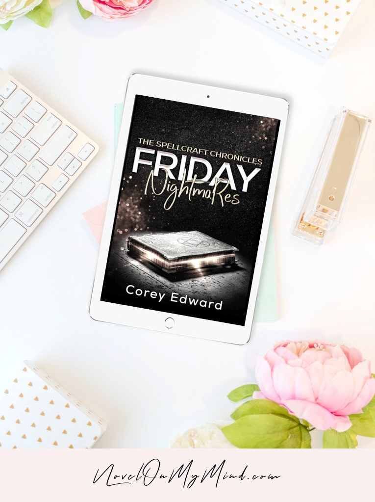 Friday Nightmares by Corey Edward - Book Cover