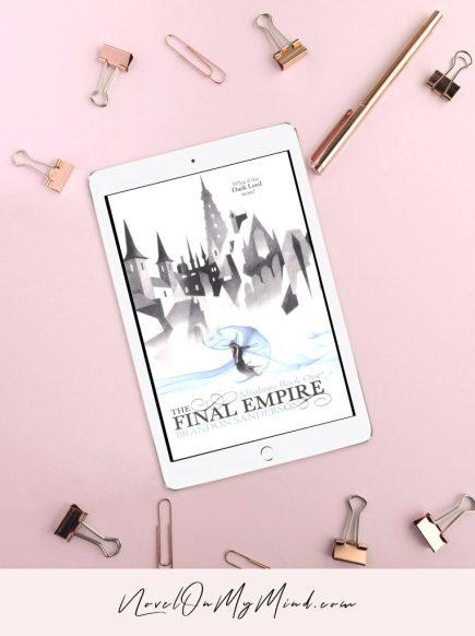 The Final Empire (The Mistborn #1) by Brandon Sanderson – Book Cover