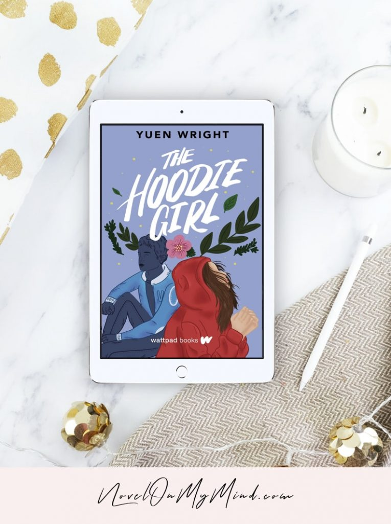 The Hoodie Girl by Yuen Wright – Book Cover
