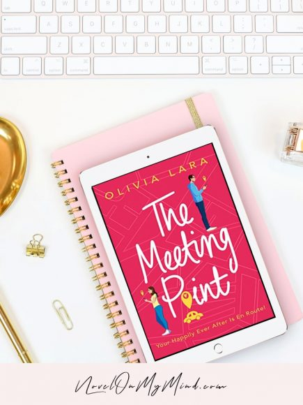 The Meeting Point by Olivia Lara – Book Cover Photo