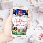 A Bookshop Christmas by Rachel Burton Book Cover