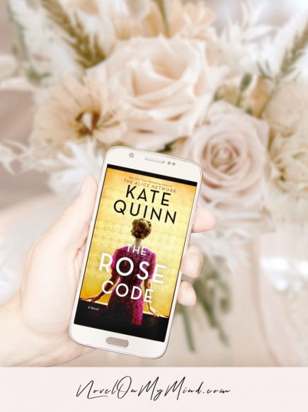 Book Cover of The Rose Code by Kate Quinn