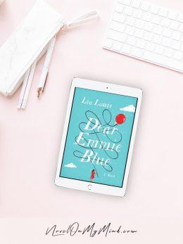 Dear Emmie Blue by Lia Louis Book Cover