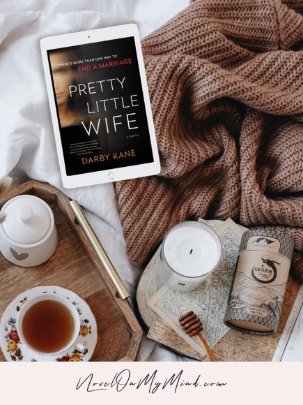 The book cover for Pretty Little Wife by Darby Kane