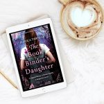 The book cover of The Bookbinder's Daughter by Jessica Thorne